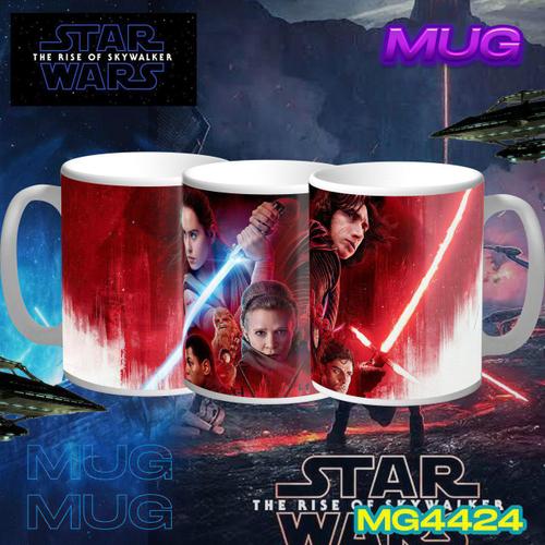 MUG | Edisi STAR WARS - The Rise Of Skywalker