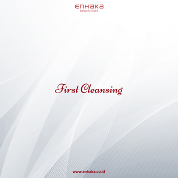 First Cleansing