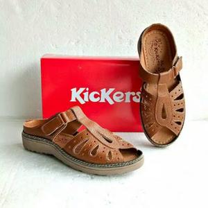 Kickers Tan Casual (Wanita)