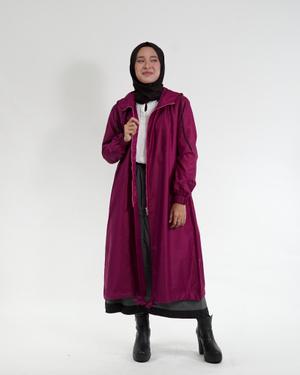Sazia Outer TS - Purple Magenta