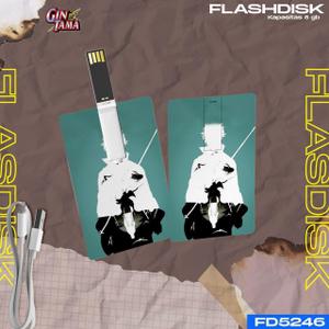 FlashDisk 8Gb | Edisi GIN TAMA