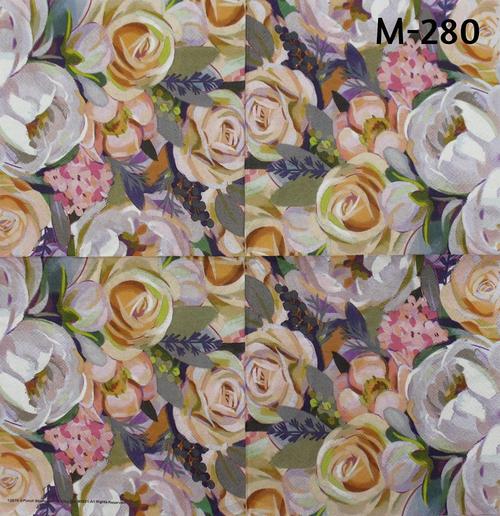 Rare Napkin kode M 280