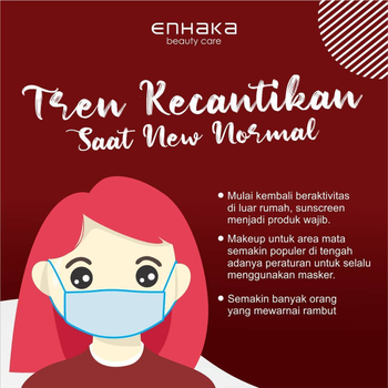 kecantikan ala new normal