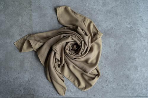 Pashmina Obticeo | Khaki | Rosie Rahmadi