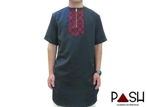 Baju Gamis Songket A