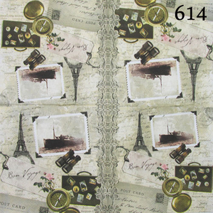 Lunch Napkin Kode 614