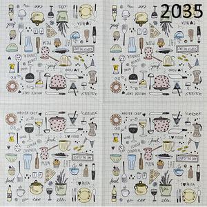 Lunch Napkin Reguler 2035