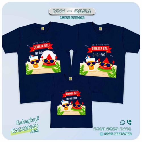 Baju Kaos Family Gathering   Kaos Couple Keluarga   Kaos Gathering - NW 2854