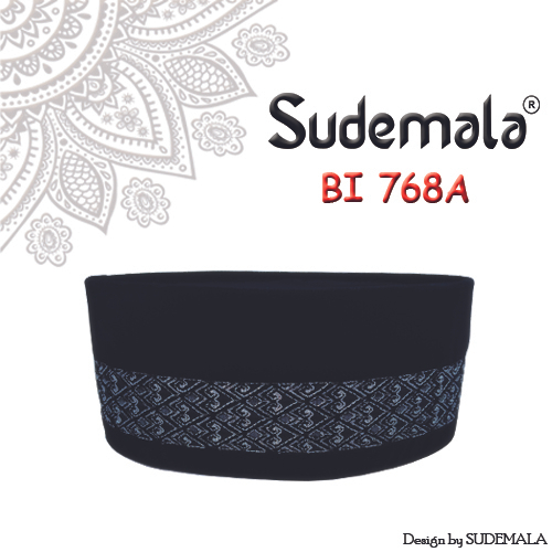 SONGKOK BORDIR IMPERIAL SUDEMALA BI 768A