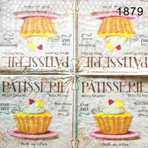 Lunch Napkin kode 1879