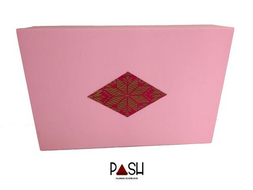 Kotak Songket Palembang Pink