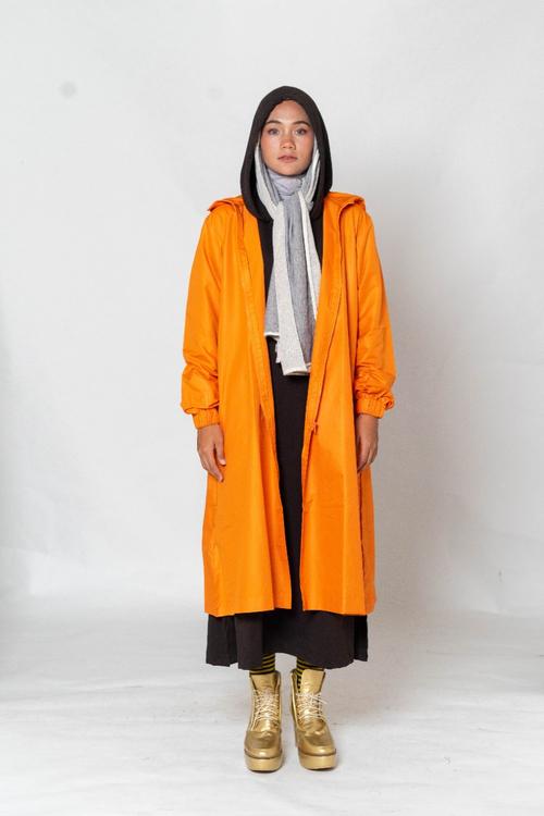 Sazia Outer Huyana Series | Tangerine Orange | GADIZA