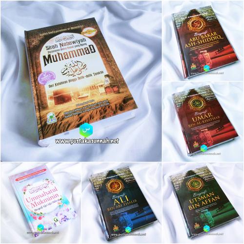 Paket Buku Generasi Islam Terbaik