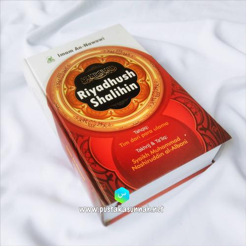Buku Terjemah Kitab Riyadhusshalihin