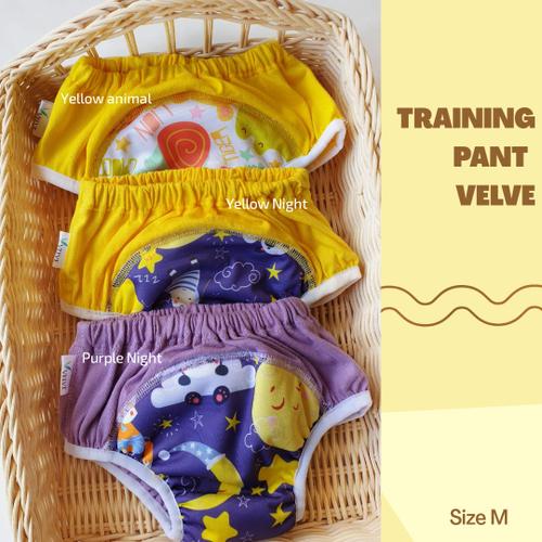 Training Pant Velve M