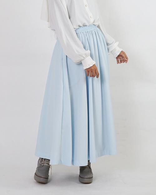 Allese Skirt | Light Blue | Saoirse Collection