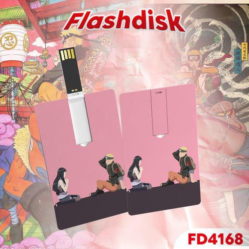 FlashDisk 8Gb | Edisi Naruto