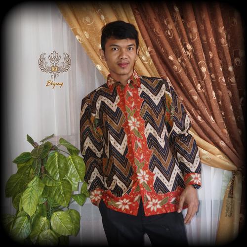 Kemeja Batik Solo Halus 0707
