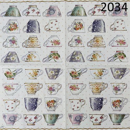 Lunch Napkin Reguler 2034