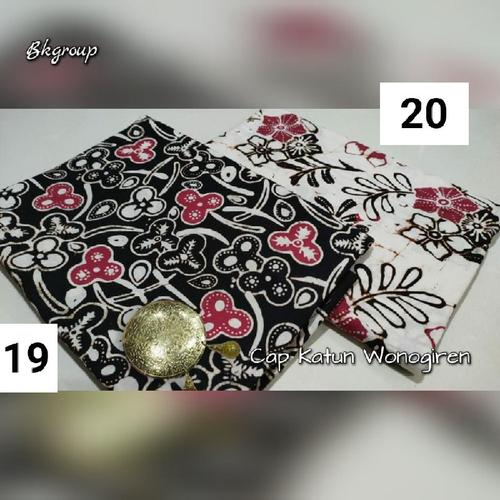 Cap Katun Wonogiren | Batik Cap Solo 0409