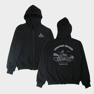 Turismo Pull Over Hoodie