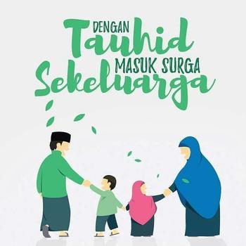 e Book Dengan Tauhid Sekeluarga Masuk Surga (free)
