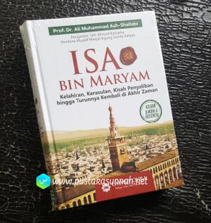 Buku Kisah Nabi Isa bin Maryam 'Alayhissalam