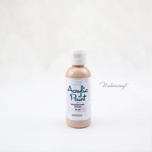 Acrylic Paint Mocca 60ml