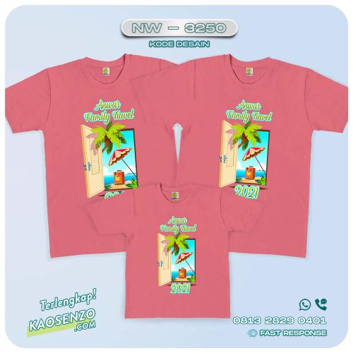 Baju Kaos Family Gathering   Kaos Couple Keluarga   Kaos Gathering - NW 3250