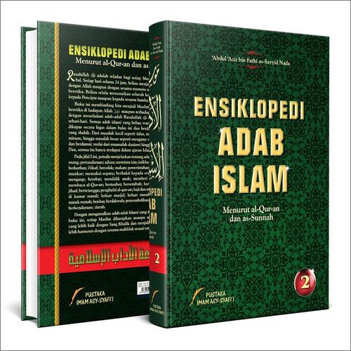 Buku Ensiklopedi Adab Islam 2 Jilid