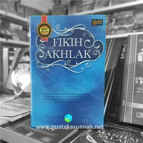 Buku Fikih Akhlak