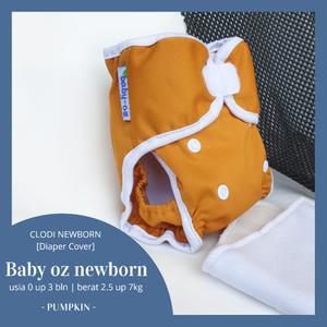 Popok Kain Baby Oz Newborn
