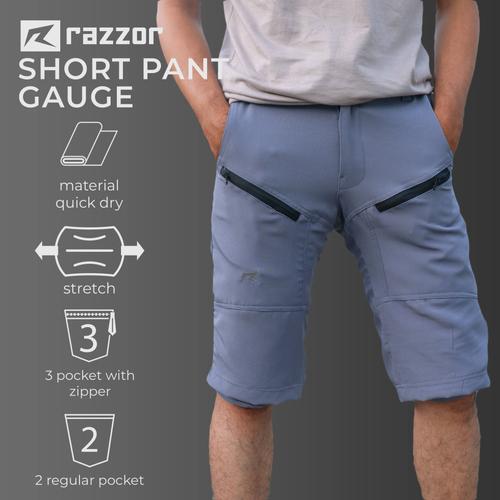 Celana Pendek Razzor Gauge Original