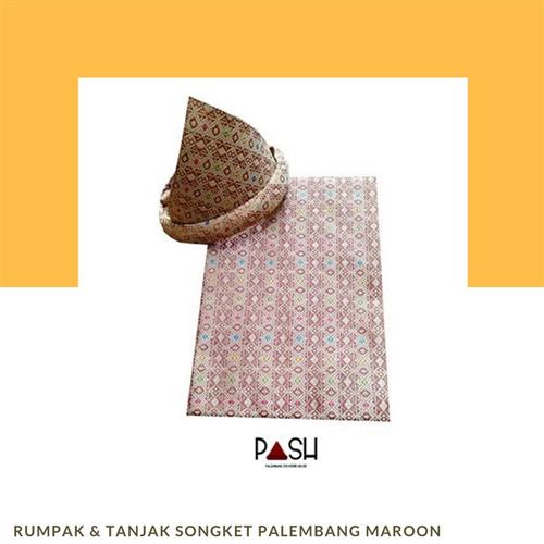 Rumpak & Tanjak Songket Palembang A