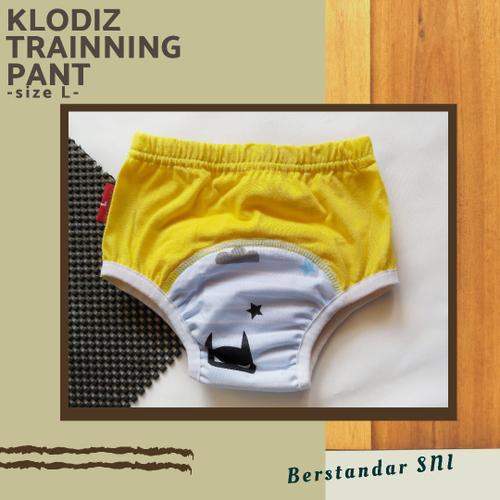 Training Pant Klodiz Size L