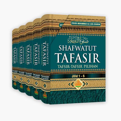 Buku Shafwatut Tafasir : Tafsir-Tafsir Pilihan