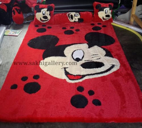 Karpet mickey kedip