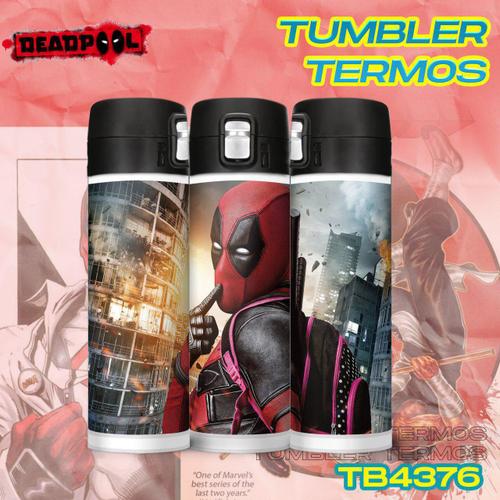 Tumbler - Anti Panas | Edisi DedPool