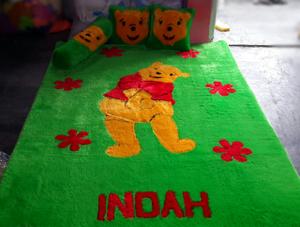 Karpet winnie the pooh 1