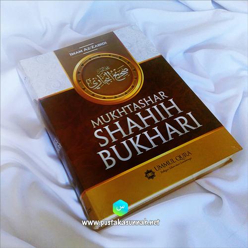 Buku Mukhtashar Shahih Bukhari - Ringkasan Shahih Bukhari Lengkap