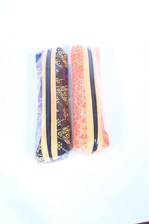 Kotak Pensil Songket Palembang M