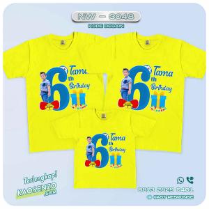 Baju Kaos Couple Keluarga Doraemon | Kaos Family Custom | Kaos Doraemon - NW 3048