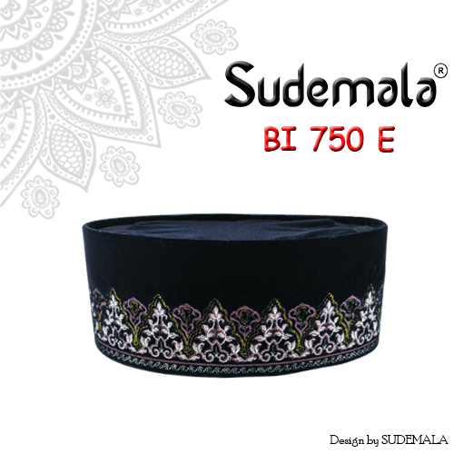 SONGKOK BORDIR IMPERIAL SUDEMALA BI 750E