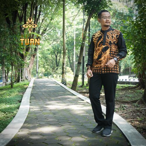 Kemeja Batik Pria Modern | Batik Tuan 1902002
