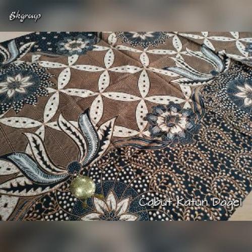 Cabut Katun Dagel Batik Solo Istimewa 1303