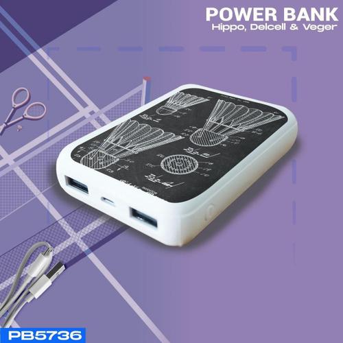PowerBank | Edisi Badminton