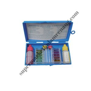 TEST KIT FOR PH & CHLORINE EMAUX