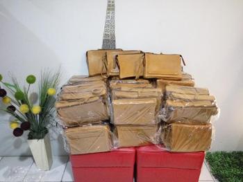 Koesoema Bags Menerima Pesanan Produk Kulit Asli Partai Besar / Grosir