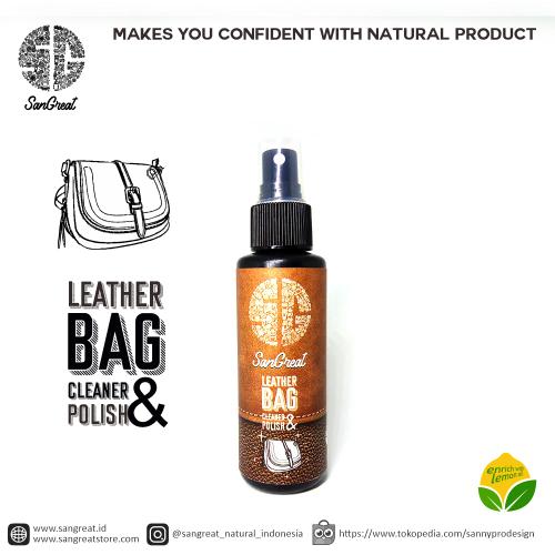 Leather Bag Cleaner & Polish