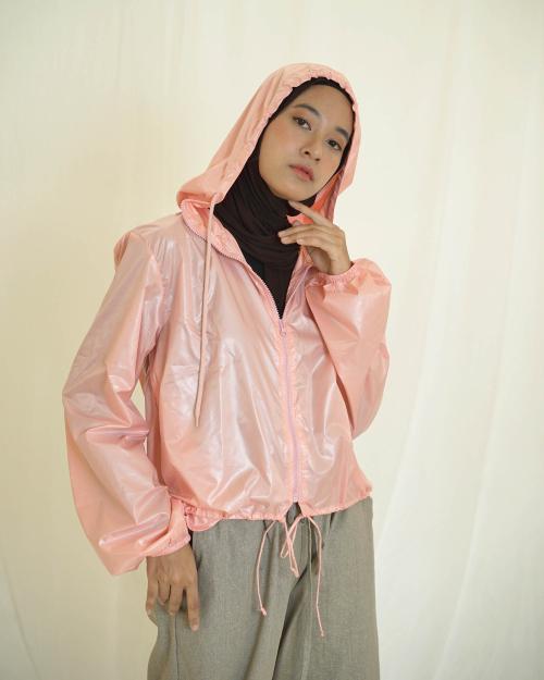 Alate Outer | Pink | GADIZA